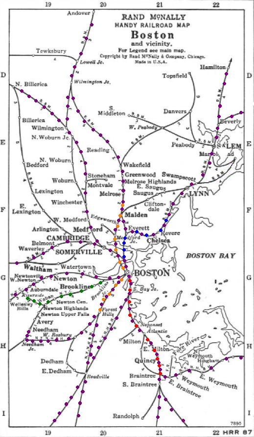 A Waltham / Arlington Heights Line?