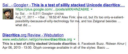 Is Unicode Safe?
