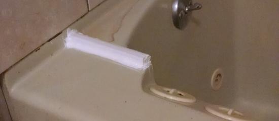 Bathtub Spilling